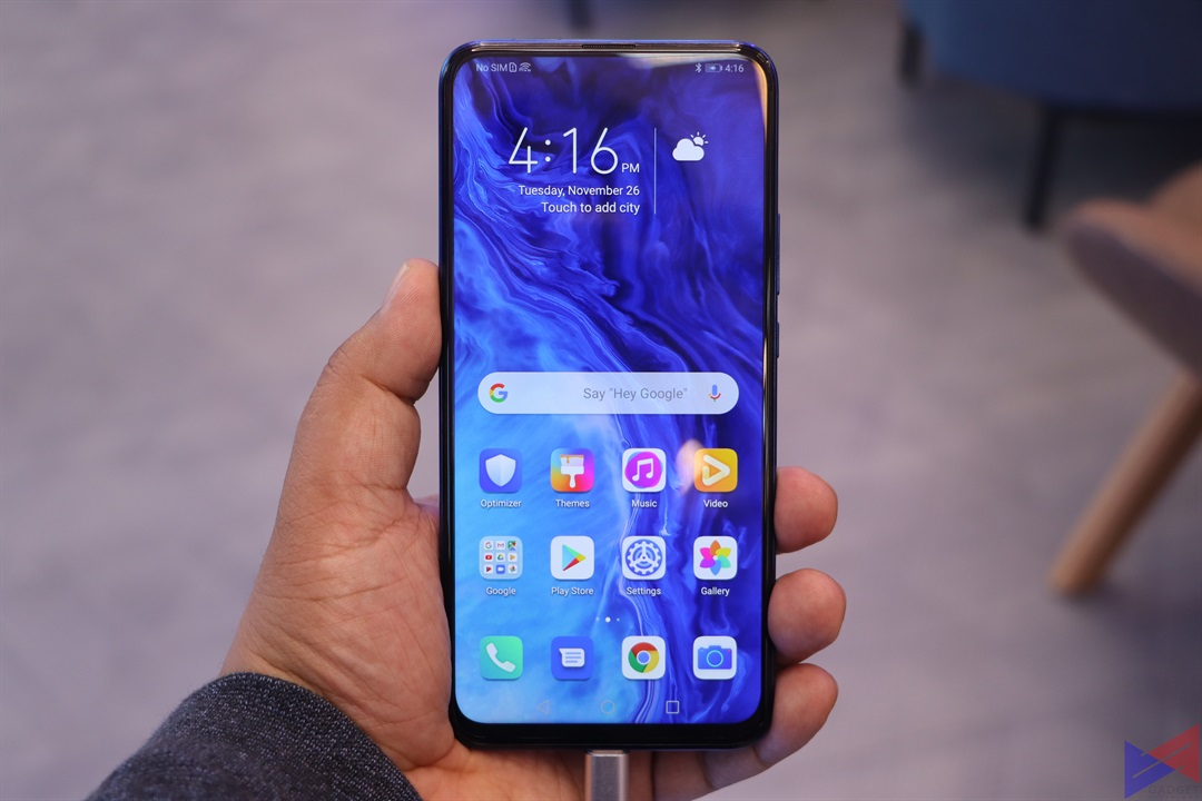 HONOR 9X Front