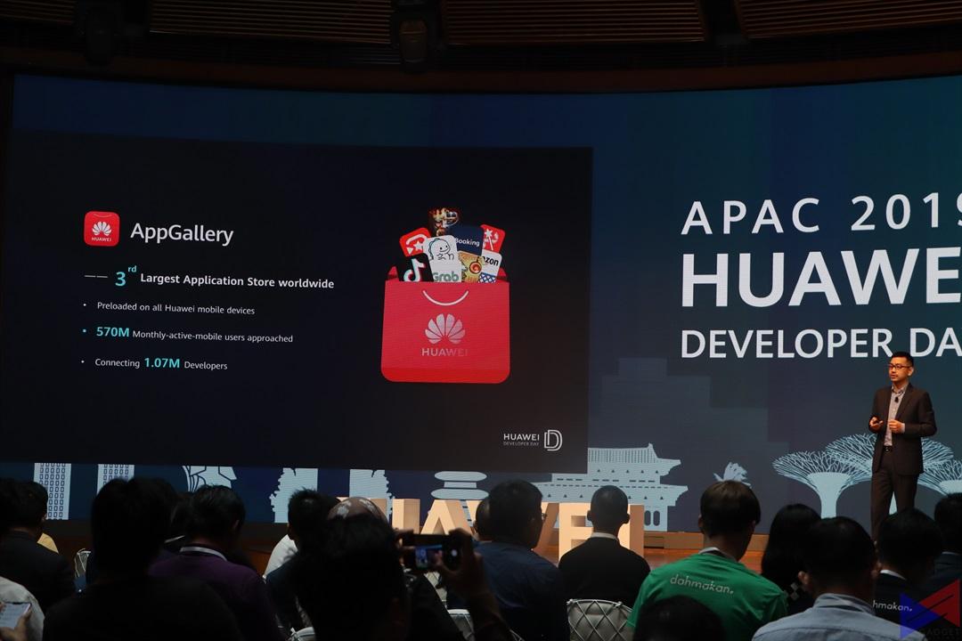 Huawei Developer Day AppGallery