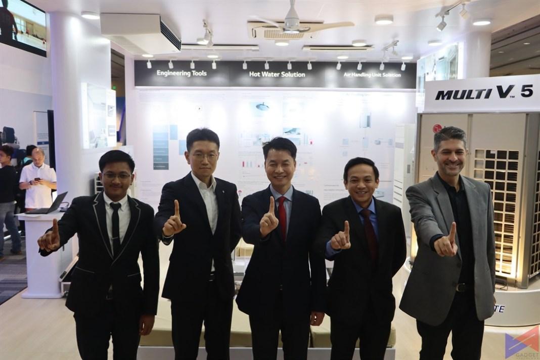 LG Executives