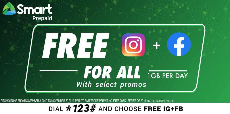 Smart FREE FB+IG