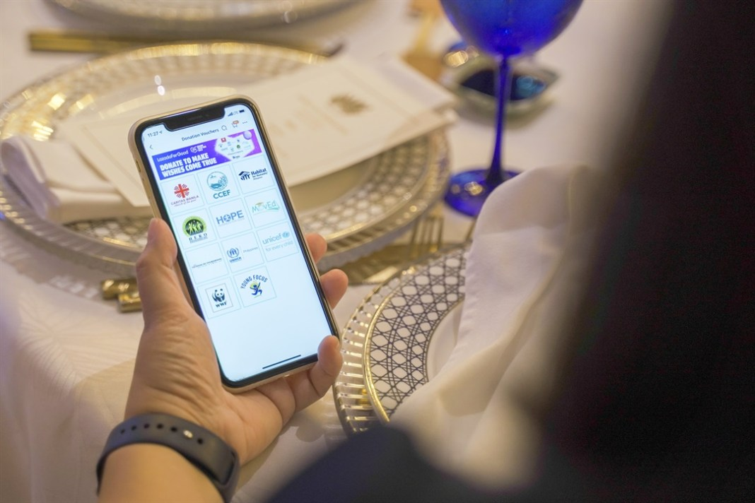 Lazada's Digital Giving Platform and 11 Advocacy Partners