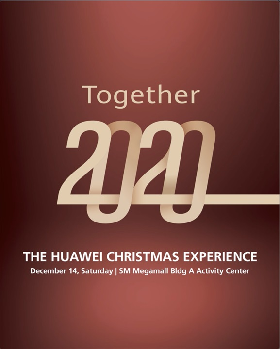 Together 2020 - The Huawei Christmas Experience (1)