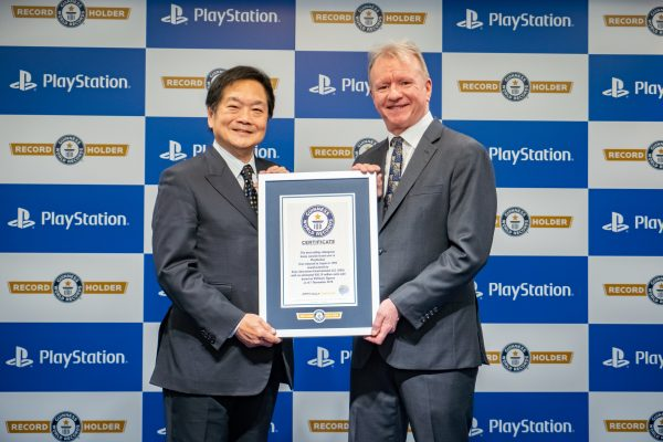 playstation guiness world record, PlayStation bags the Guinness World Record as the best-selling video game home console brand ever, Gadget Pilipinas, Gadget Pilipinas
