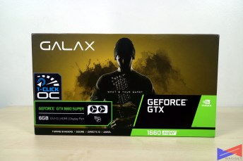 Galax GTX 1660 Super Review 001