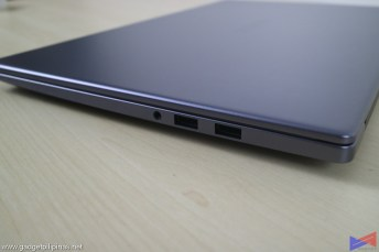 Huawei Matebook D 15 Review ports