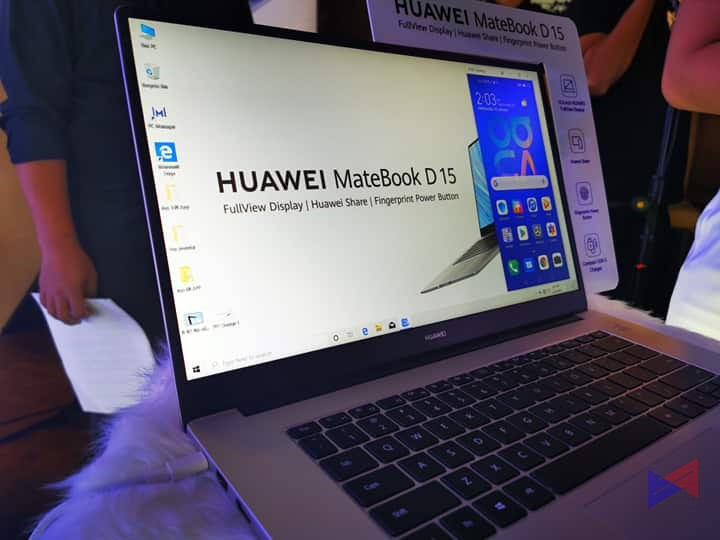 """Huawei MateBook D 15"""", Huawei Matebook D 15″ AMD Edition Launches in PH, Priced at PhP37,990, Gadget Pilipinas, Gadget Pilipinas"""