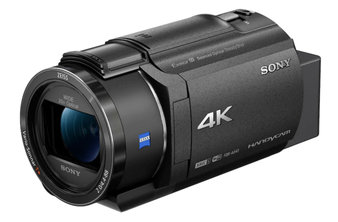 FDR-AX43, Sony Launches FDR-AX43 4K Handycam Camcorder with Advanced Image Stabilization!, Gadget Pilipinas, Gadget Pilipinas
