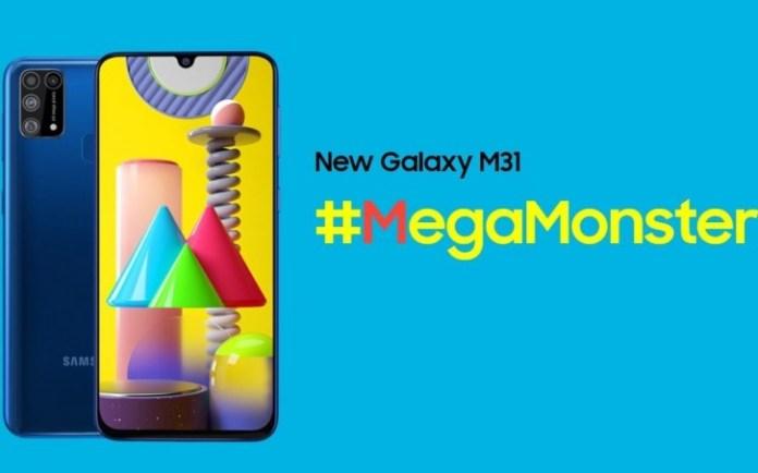 Samsung Galaxy M31, Samsung Galaxy M31 with 6,000mAh Battery Launches in India, Gadget Pilipinas, Gadget Pilipinas