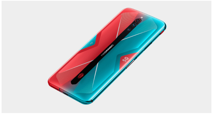 Nubia Red Magic 5G - Unit