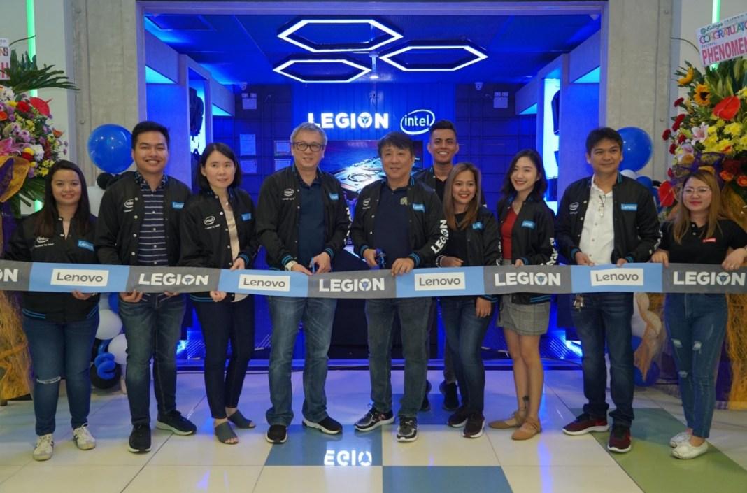 Lenovo legion pampanga, Lenovo heads north and opens up its first Legion store in Pampanga, Gadget Pilipinas, Gadget Pilipinas
