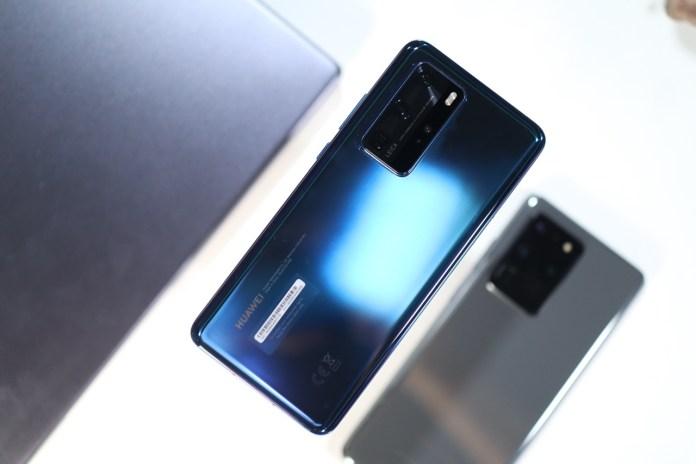 Huawei P40 Pro 9