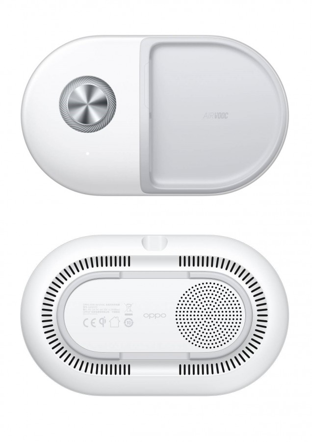 OPPO AirVOOC Wireless Charger 1