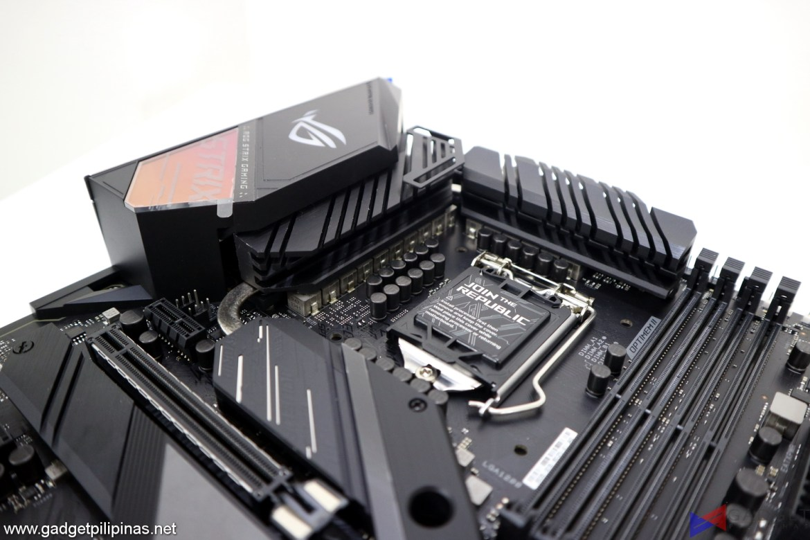 ASUS ROG Strix Z490-E Gaming Motherboard Initial Review - VRM