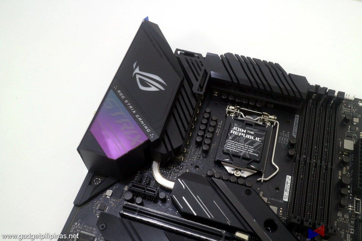 ASUS ROG Strix Z490-E Gaming Motherboard Initial Review - power phase