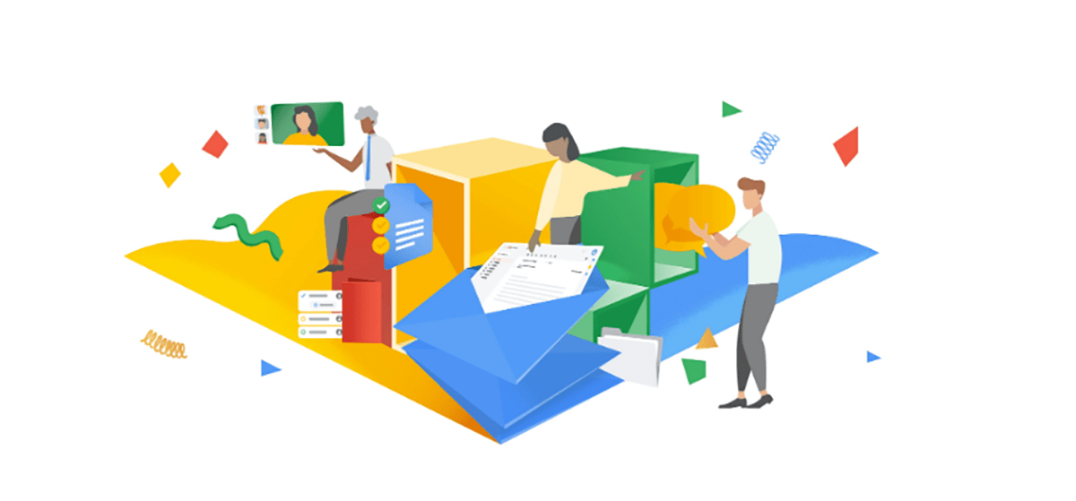 Google G Suite Integrated Workspace 2