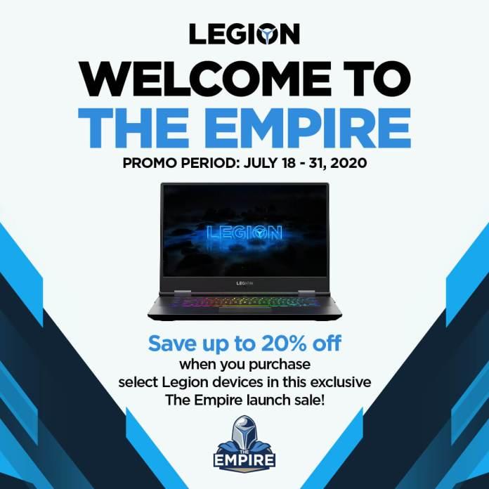 The Empire Sale (3)
