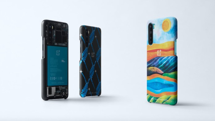 oneplus-nord-launch-accessories