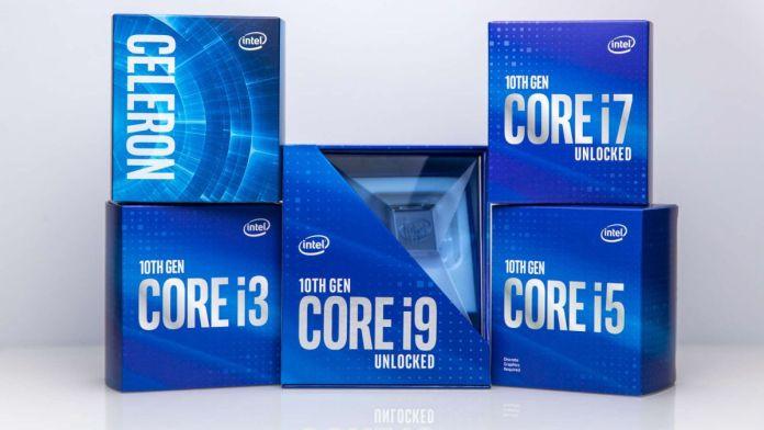 Intel Core i7 10700k review cometlake