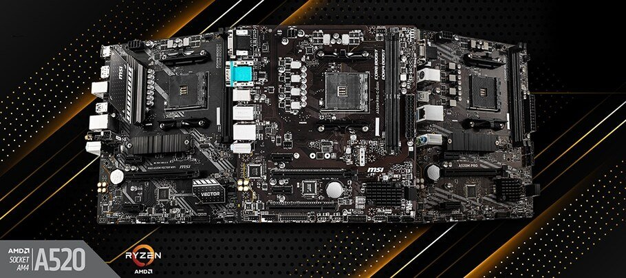 msi-a520-motherboards