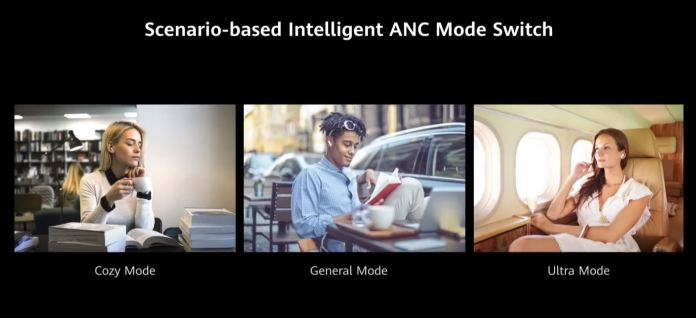 FreeBuds Pro - Scenario-Based ANC