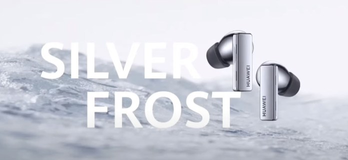 FreeBuds Pro - Silver Frost