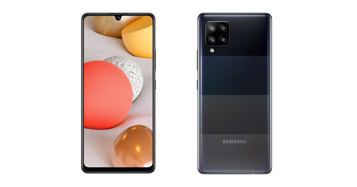 Galaxy A42 5G - Featured