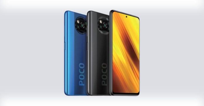 POCO X3 NFC - All Colors 2