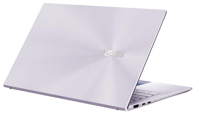 ZenBook 14_UX435EA_EG_Liliac Mist_Design