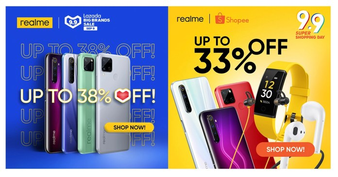 realme goes all out at 9.9 sale (1)