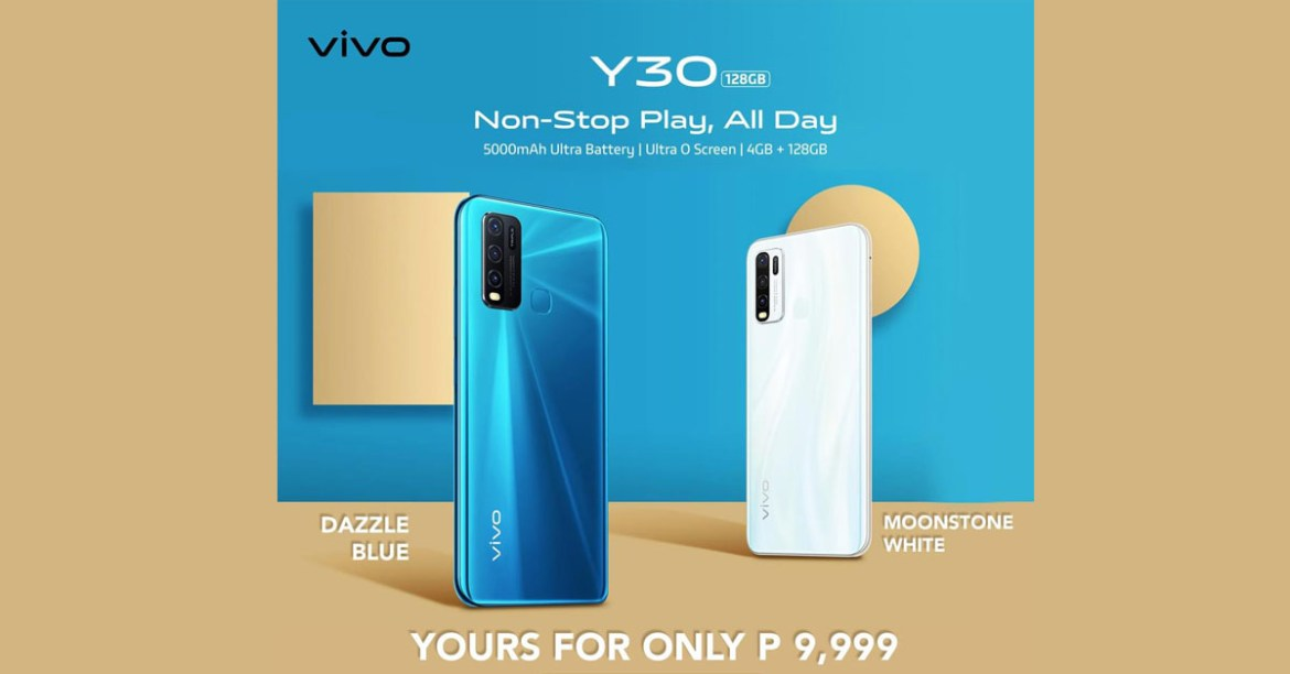 vivo Y30 Now Available in PH