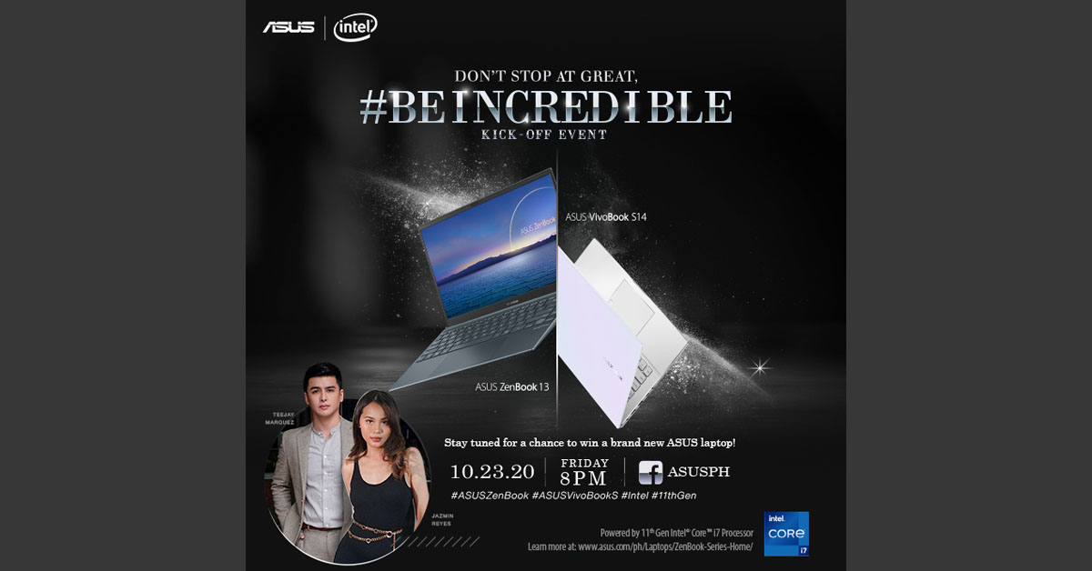 ASUS Be Incredible Event