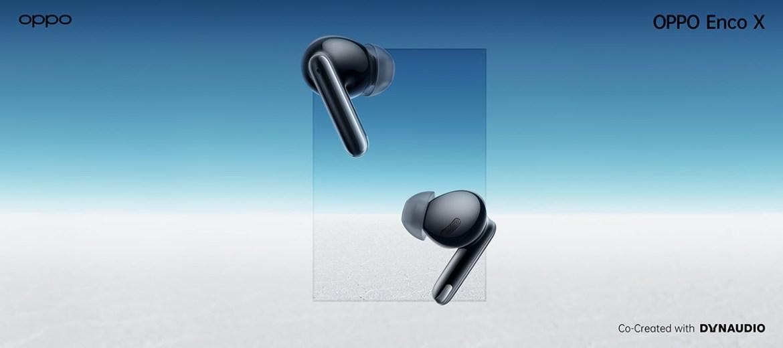 OPPO Enco X True Wireless Noise Cancelling Earphones
