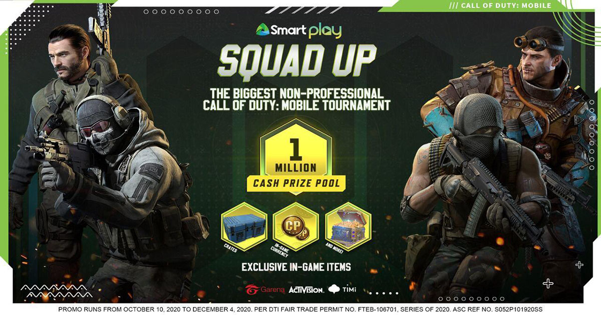 Smart Play Squad Up KV