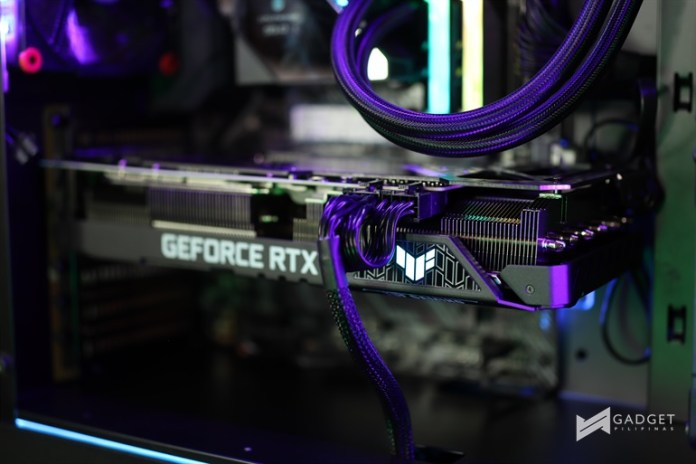 ASUS TUF Gaming RTX 3080 Review