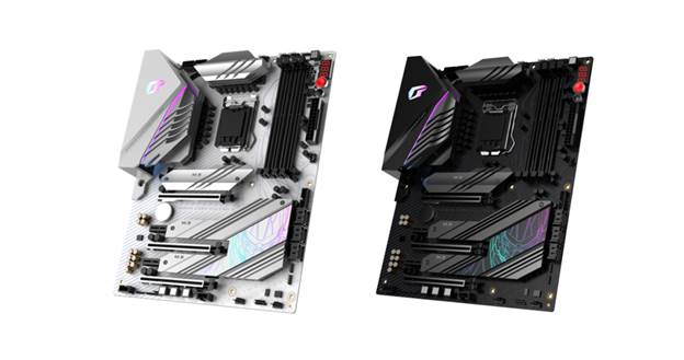 Colorful Z590 Motherboards