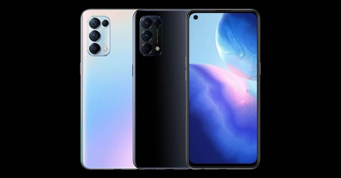 OPPO Reno5 4G Featured