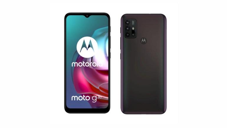 motorola-g30-and-g10-phantom-black