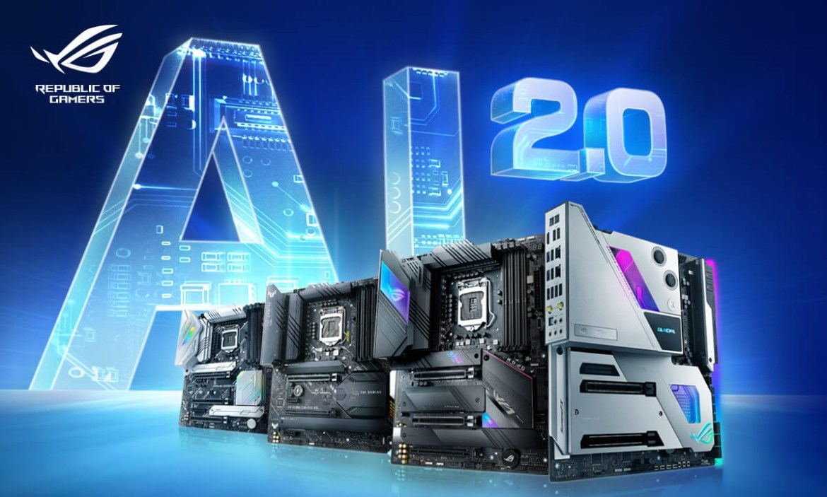 ASUS ROG Z590 AI Motherboards Philippines