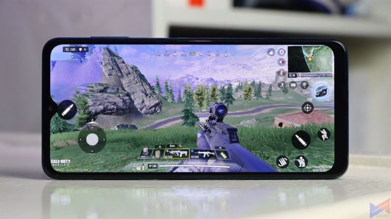 Samsung Galaxy A12 Review (34)