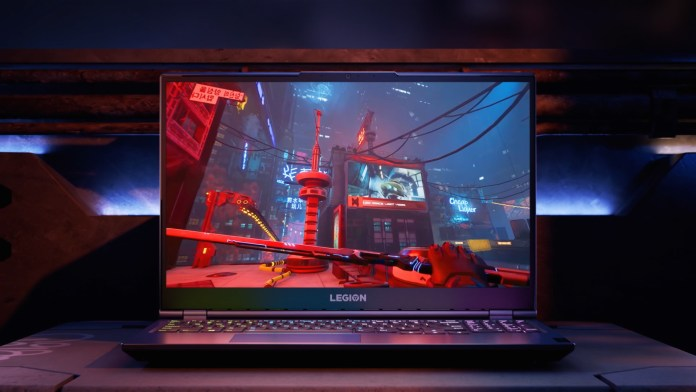 Gaming Laptop for Work - Legion 5 AMD