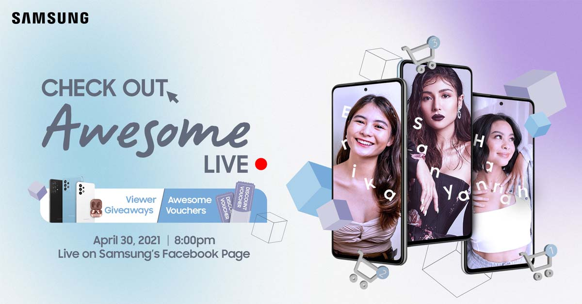 Samsung Live Commerce -1