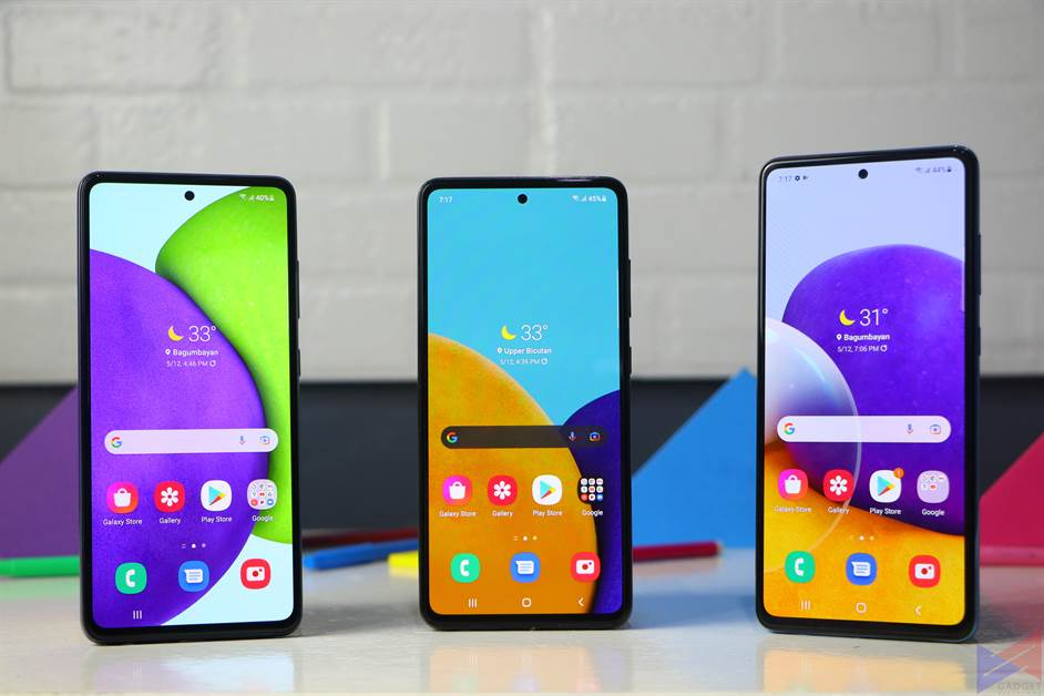 The Galaxy for You – A Galaxy A Series Comparison
