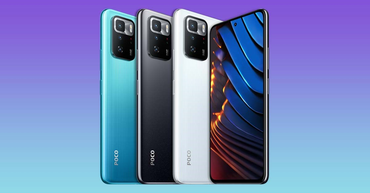 POCO X3 GT Now Official, Coming to PH
