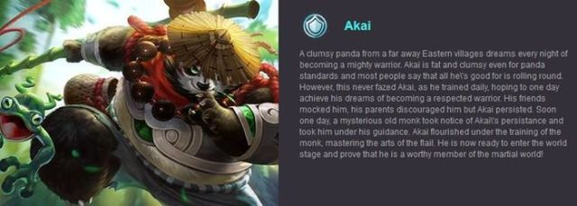 Mobile Legends Akai