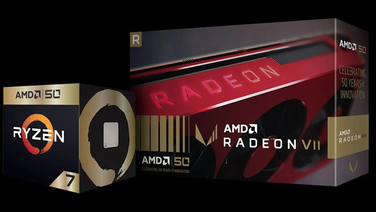 Kita ketahui bersama bahwa prosesor AMD merupakan pesaing terbesar dari Intel Rayakan Ulang Tahun Ke-50, AMD Berikan Game Gratis Pada Pembeli AMD Ryzen dan Radeon Gold Edition