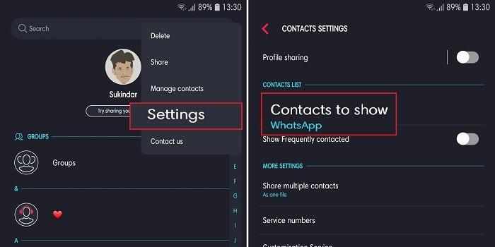 pengguna harus menyimpan nomornya terlebih dahulu Cara Yang Benar Menghapus Kontak di Aplikasi WhatsApp