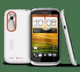 HTC Desire V este un dual sim care se poate deschide uşor, iar aşezarea cartelelor, inclusiv a cardul Micro SD, este foarte facilă. Telefonul este subţire şi cântărește doar 114 grame, iar carcasa, chiar dacă este din plastic, oferă o aderenţă foarte bună