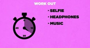 Hitting the gym this year? Here are some tips… and don't forget the selfies a…