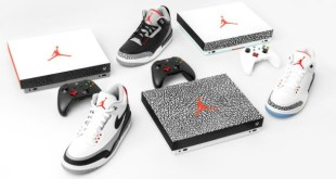 Don't Miss Your Chance To Win An Xbox One X Modeled After Air Jordans - News