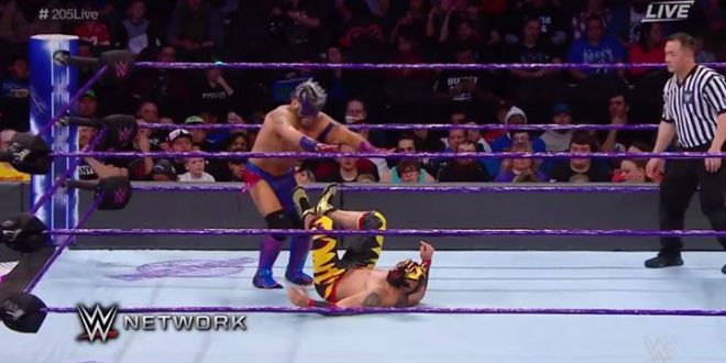 It's all about the WWE Cruiserweight Championship on WWE Network as the 16-man t...